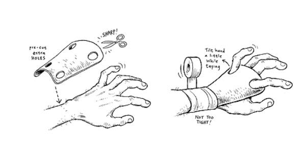 موسسه علمی پزشکی کوهستان ایرانیان - دست کش های شکاف نوردیتمامی روش های بالا مزیت ها و معایب خود را دارا هستند برای مثال یکی از معایب کلی این دستکش ها این است که دست را پهن تر می کنند و این ...